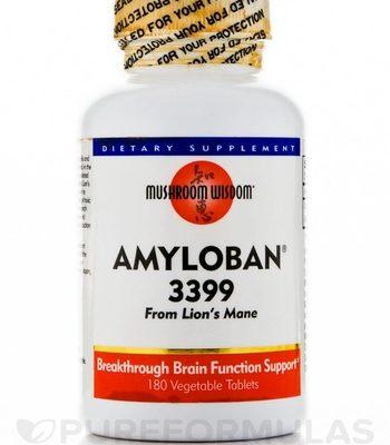 Amyloban 3399 Dietary Supplement