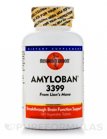 Amyloban 3399 Dietary Supplement