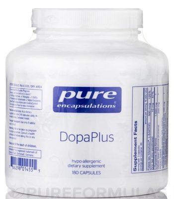 Dopa Plus Dietary Supplement