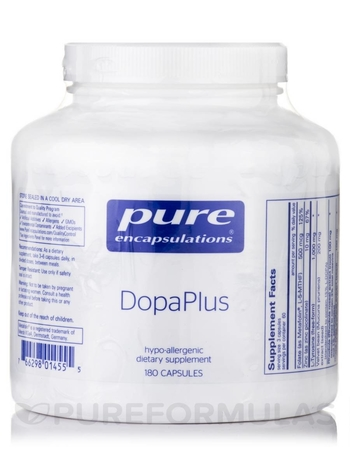 Dopa Plus Dietary Supplement