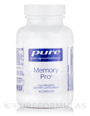 Memory Pro Dietary Supplement