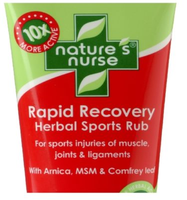 Pain Relief Rubs